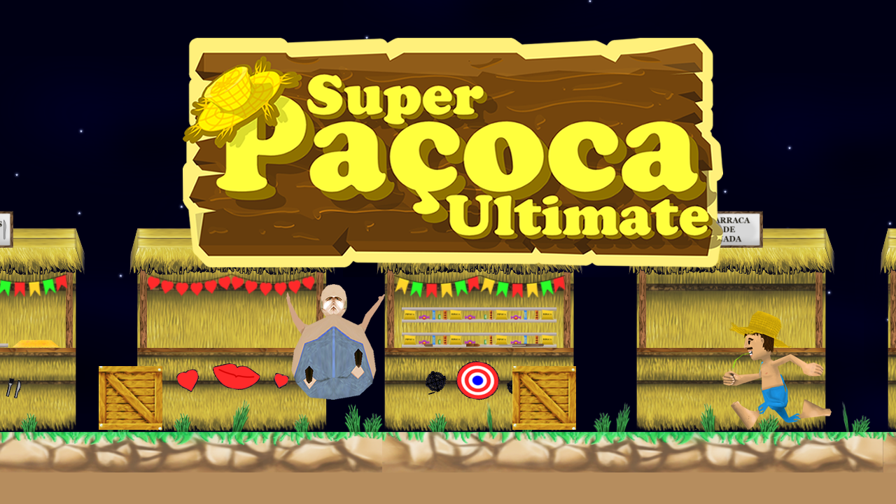 Super Paçoca Ultimate